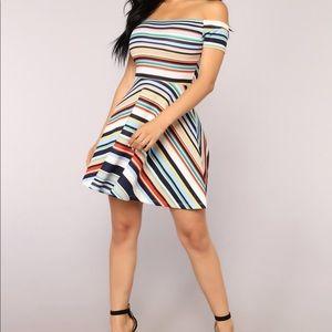 Dresses & Skirts - Gorgeous multicolored sunshine dress